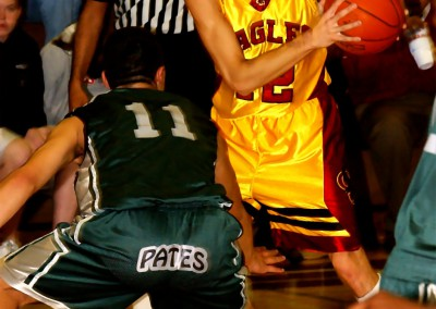 Clovis West vs Hoover